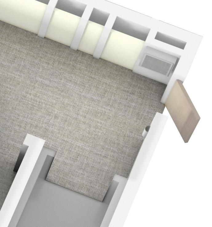 Common areas: reception area