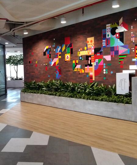 thumbnail: DBS Bank main office