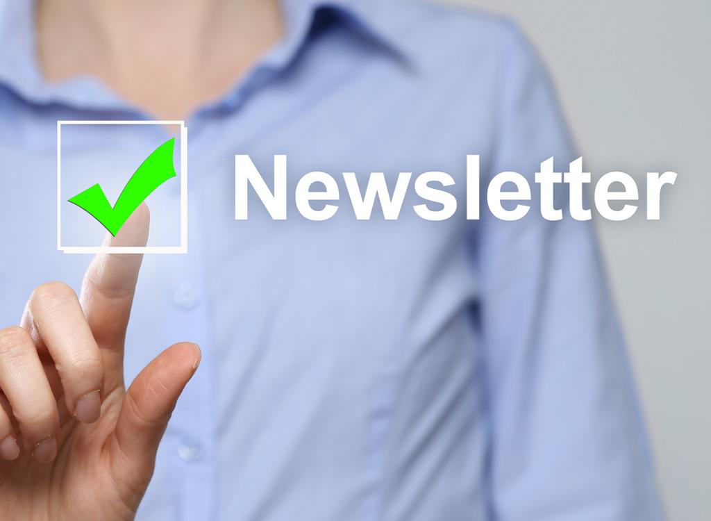 Opti Newsletter Subscription